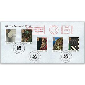 1995 National Trust Centenary - Queen Anne's Gate, London