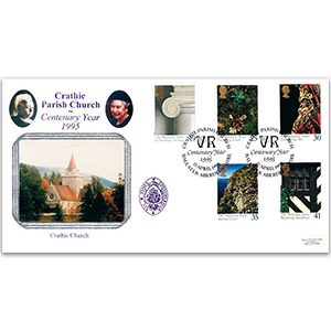 1995 National Trust Centenary - Pilgrim Crathie Parish Church Official