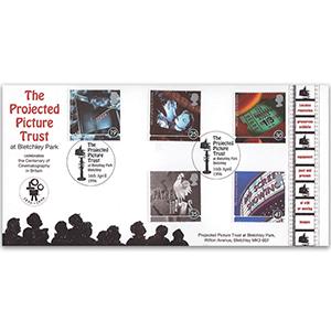 1996 Cinema Centenary - Bletchley Park Official