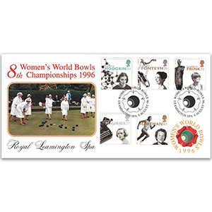 1996 Famous Women: Women's World Bowls official