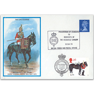 1997 Queen's Horses The Life Guards double