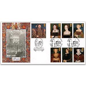 1997 Henry VIII 450th - Bradbury, Windsor Special