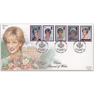1998 Diana England's Rose, Kensington Special