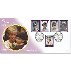 1998 Princess Diana 'In Memoriam' - Benham - Althorp V1