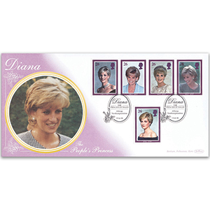 1998 Princess Diana 'In Memoriam' - Benham - Althorp V2