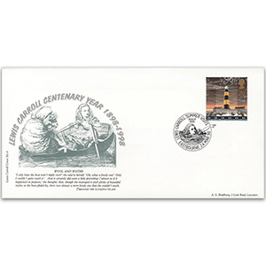 1998 Lighthouses - Wool and Water Single Stamp Official