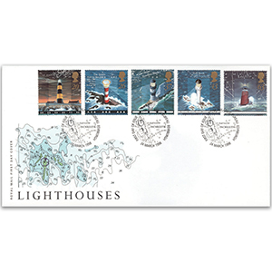 1998 Lighthouses - Edinburgh