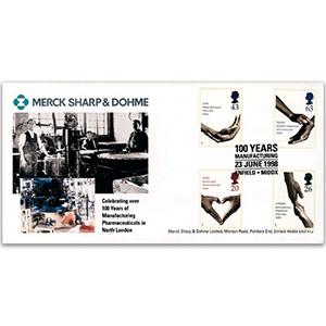 1998 National Health-Arlington, Merck Sharp & Dohme Official