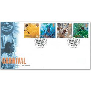 1998 Carnival Royal Mail - London W11 h/s