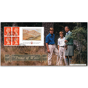 1998 HRH Prince Charles' 50th - Balmoral, Crathie