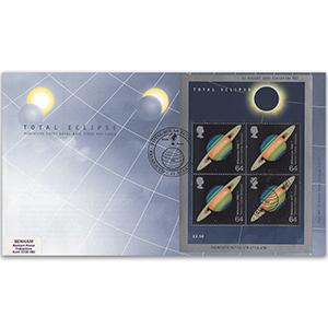 1999 Eclipse M/S Royal Mail - Falmouth pmk (pmk designs vary)