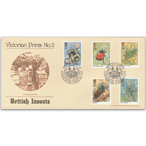 1985 Insects - Victorian Prints