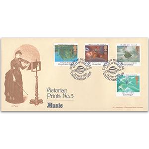 1985 Music - Victorian Prints