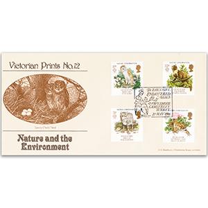 1986 Nature & Environment - Victorian Prints