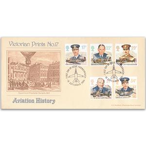 1986 RAF - Victorian Prints