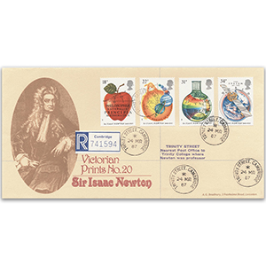 1987 Sir Newton - Victorian Prints