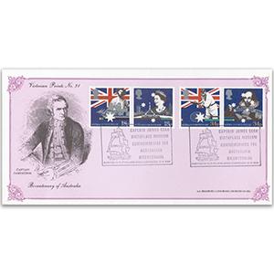 1988 Australian Settlement Bicentenary - Victorian Prints