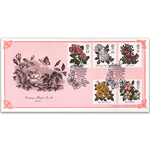 1991 Roses - Victorian Prints