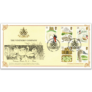 1993 Swans - Victorian Prints