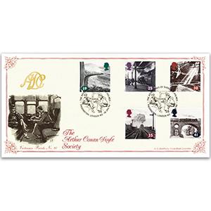 1994 Age of Steam 'Arthur Conan Doyle Official' - Victorian Prints