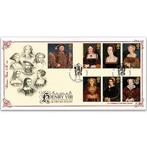 1997 Henry VIII 450th - Victorian Prints