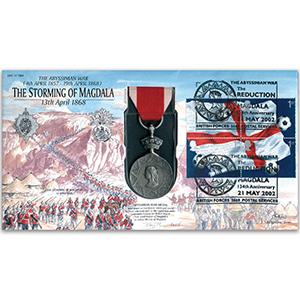 Abyssinian War Medal - Storming of Magdala 1868