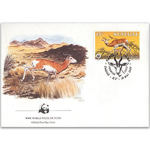1986 Senegal - Dama Gazelle