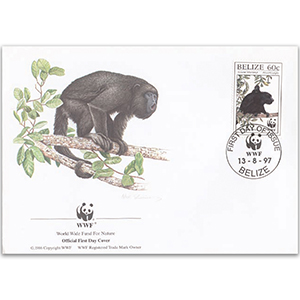 1997 Belize - Howler Monkeys